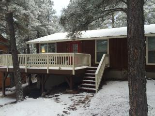 Cozy, family-friendly cabin, Pagosa Springs