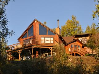 Edge of the Wilderness with Magnificent Views!, Chugiak