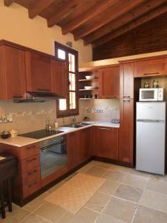 Anoi Two- Bedroom Kitchen.