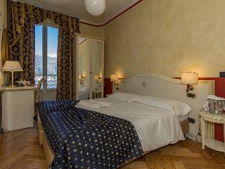 Hotel Britannia Comfort Lake View Room, Griante