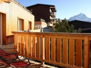 Appartement 10 pers. 107 m2 avec terrasse & balcon, Les Deux-Alpes