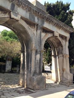 Monumenti romani a Pola