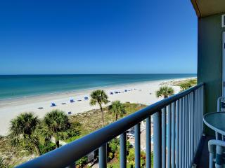 Direct ocean front condo whith unobstructed views, Indian Shores