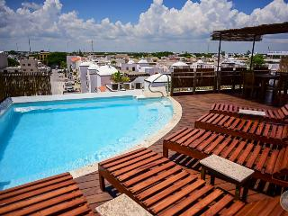 Breath-taking apartment in the heart of Playa, Playa del Carmen
