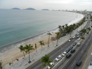 Beachfront New luxury one Master suite 1 1/2 bath condo 202 La Bahia
