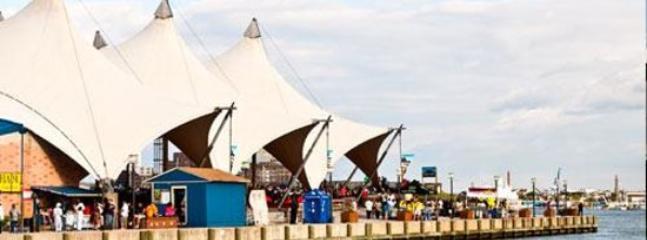 Pier6 Pavilion