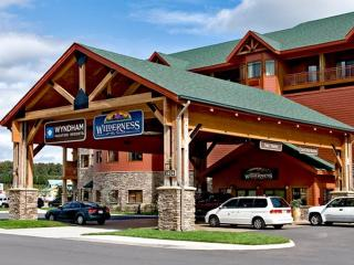 Wyndham Resort at Great Smokies Lodge, Sevierville
