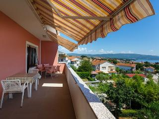 Apartment Petar with Panoramic view, Krk