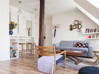 Appartement de charme LOUVRE, centre de Paris!, París