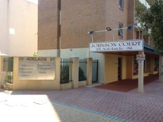 Johnson Court Walkway