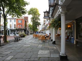 Upper Pantiles, Royal Tunbridge Wells