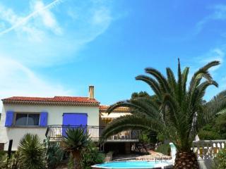 Vakantievilla bij het strand met privé zwembad., Antheor