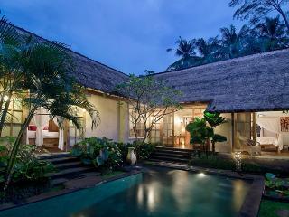 romantic cute house in ubud, Petulu