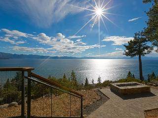 Amazing Panoramic Views at this Luxury Four Bedroom Home, Tahoe Vista