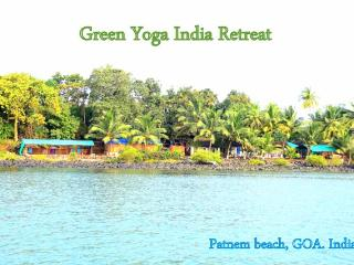 Green Yoga India Beach Retreat, Patnem