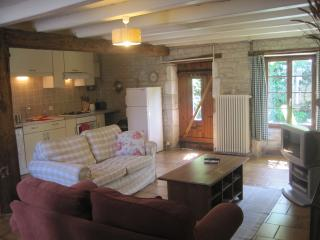 Beautiful Charente stone cottage, Saint Pierre d'Amilly