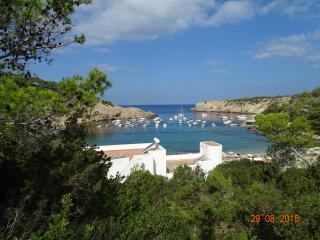 Location appartement Cala Vadela Ibiza, Cala Vadella