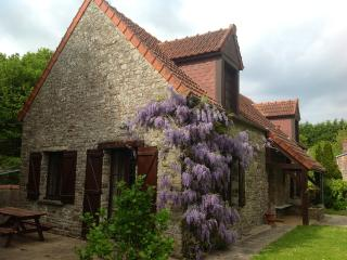 Stable Cottage - La Ferme de l'Eglise Heated pool from June 2017