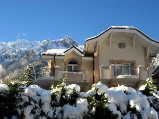 Villa Floria - stunning apartment in a super residence in the centre of Chamonix