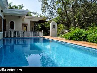 Aletheia - 3 Bed Private Pool Villa in Vagator