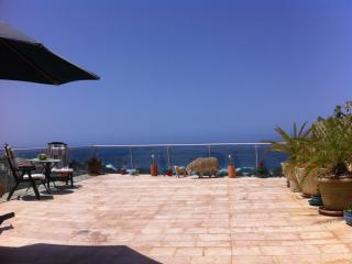 NEW !!! 80sqm. private terrace with uninterrupted ocean view