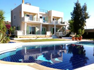 Villa Celeste apartment with shared pool sea view