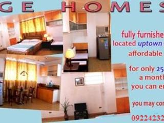 Ge homes Cebu offers Affordable Studio rooms, Cebu City