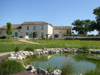 Plegassous Main House and attached Cottage, La Romieu