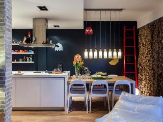 beautiful loft style appartment in Thessaloniki