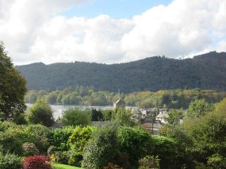 View of Lake Windermere from the Living Room