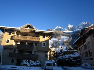 Ginabelle1C - cosy apartment in Chamonix centre, with access to a pool