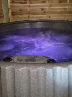 New for 2016 - Hot Tub