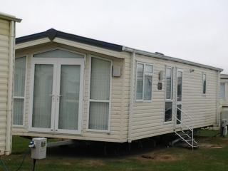 Platinum Caravan at Camber Sands, Carrossage