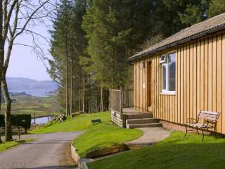 Ash Lodges - Stunning lodges in Oban, Kilmore
