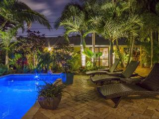 Luxurious Key West style compound