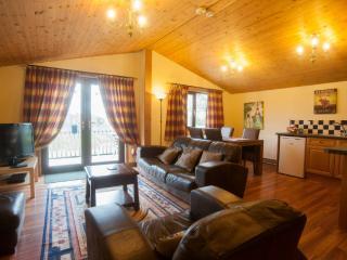 Luxury lakeside lodge with hot tub - 130835, York