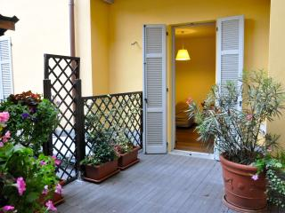 Acciaio apartment near the lake and centre, Como