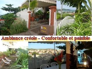 Idéalement au coeur de l'île : gite 'le jardin'