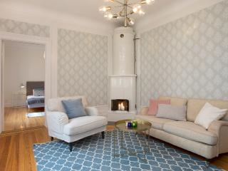 Charming 3 bedroom apartment in central Stockholm