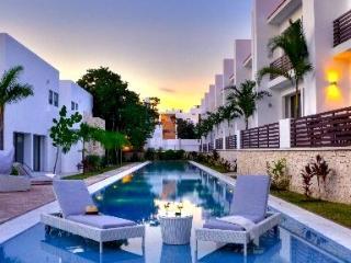 Casa de lujo contemporáneo en el exclusivo Playacar, Playa del Carmen