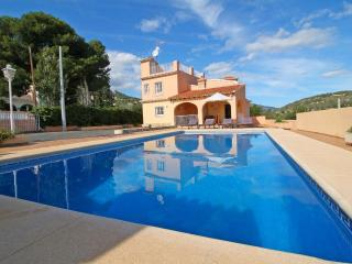 5 bedroom Villa in Calpe, Valencia, Spain : ref 5505686