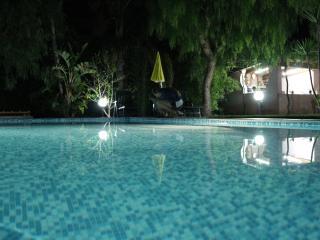villa rosa dei venti ,Torre Guaceto,piscina,11 pos, Bríndisi
