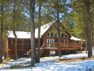*Angel Fire Chalet Home*5 BR*Pet Friendly*Hot Tub*BBQ Grill*Mountain Views*