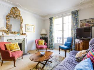 4-person apartment near Trocadero, Parigi