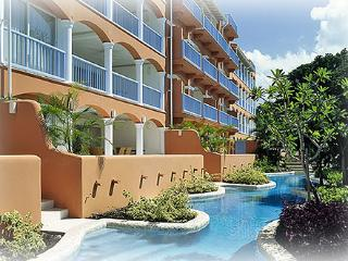 Villas on the Beach 102 , 1 bedroom, Saint James