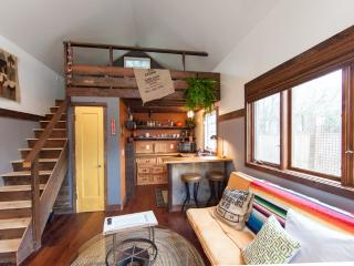 "Tiny House Nation's ""Rustic Modern Tiny House"", Portland"