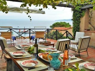 Villa Calypso on Giglio island, Isola Del Giglio