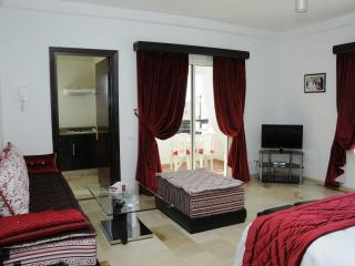 Romance suite  At Marina Agadir