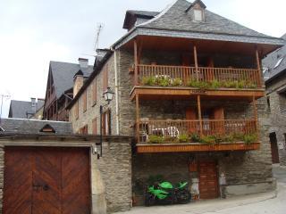 pension de 6 habitaciones en Vilac valle de ara