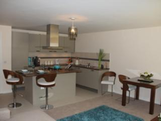 Open plan loung/kitchen